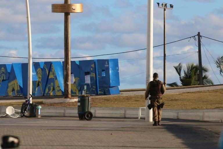 Tensão na PM da Bahia passa por estresse na tropa e pressão de base bolsonarista
