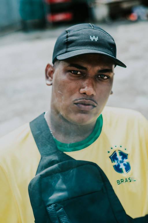 O rapper carioca Leall