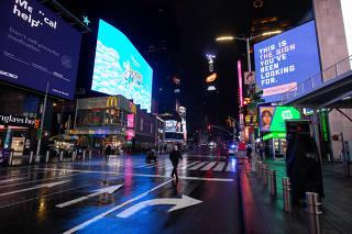 U.S.-NEW YORK-COVID-19-CASES-30 MILLION