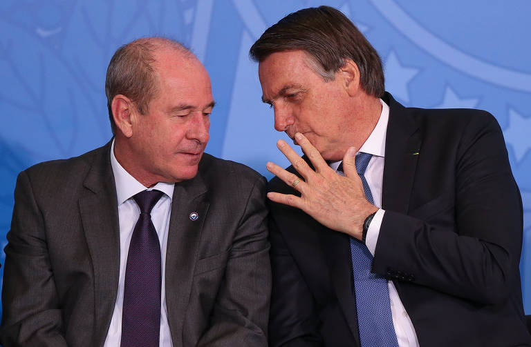 Ministro da Defesa, Fernando Azevedo e Silva, deixa governo Bolsonaro