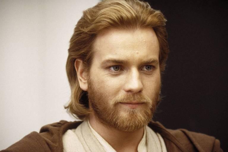 """Ewan McGregor em cena do filme """"Star Wars - Episódio 2: Ataque dos Clones"""