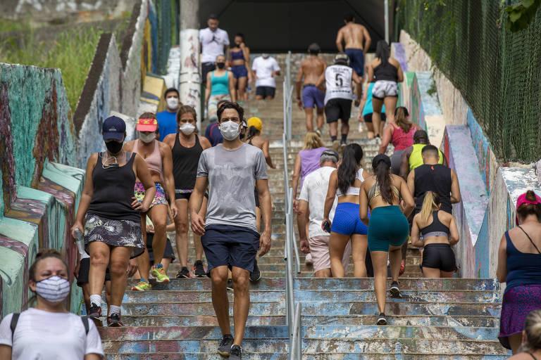 Feriado não altera índice de isolamento social em São Paulo