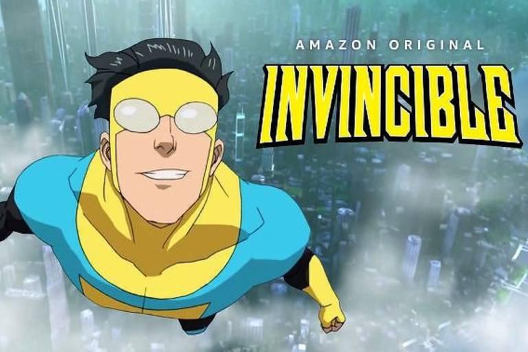 'Invincible' é série sobre super-herói adolescente do criador de 'Walking Dead'