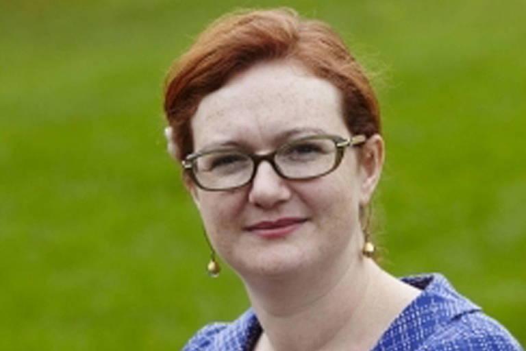 A professora Nicole Westmarland