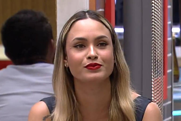 Sarah Andrade está no paredão do BBB 21
