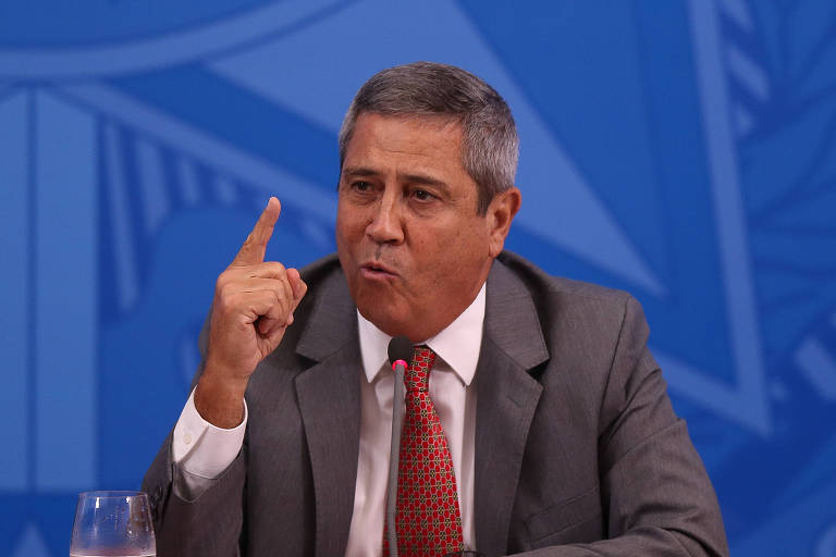 General Walter Braga Netto, novo ministro da Defesa