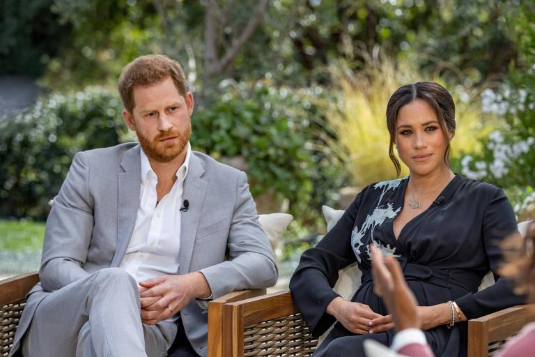 Príncipe Harry e Meghan Markle planejam ter seu segundo filho em casa