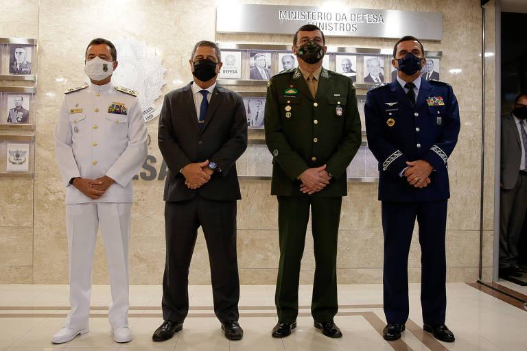 Defesa e Forças Armadas adotam método bolsonarista de ataque político contra CPI