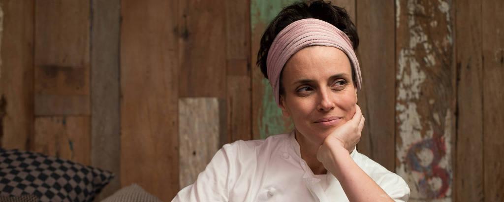A chef gaúcha Helena Rizzo
