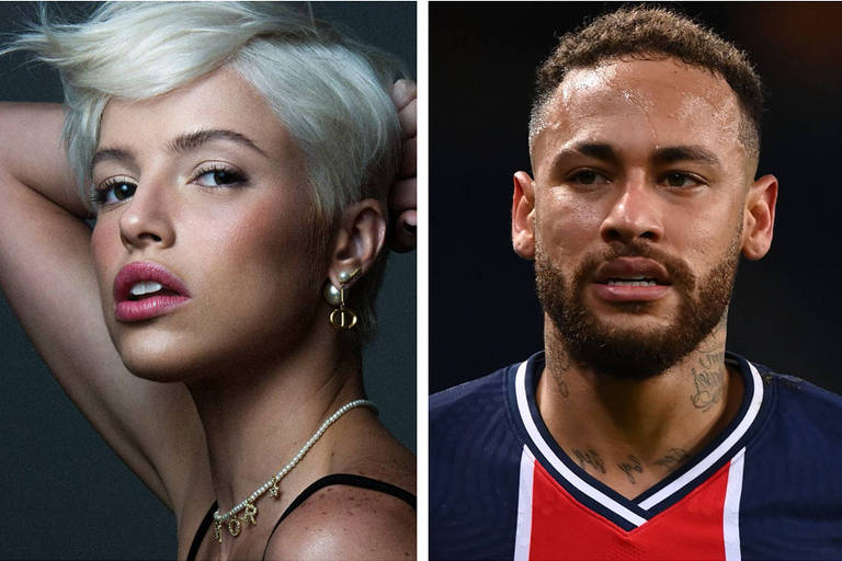 Neymar e Agatha Moreira fazem trollagens de 1º de abril