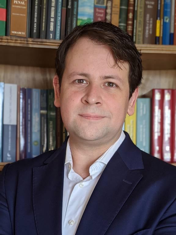 Guilherme Sanchez, advogado sênior do Google, encarregado do YouTube