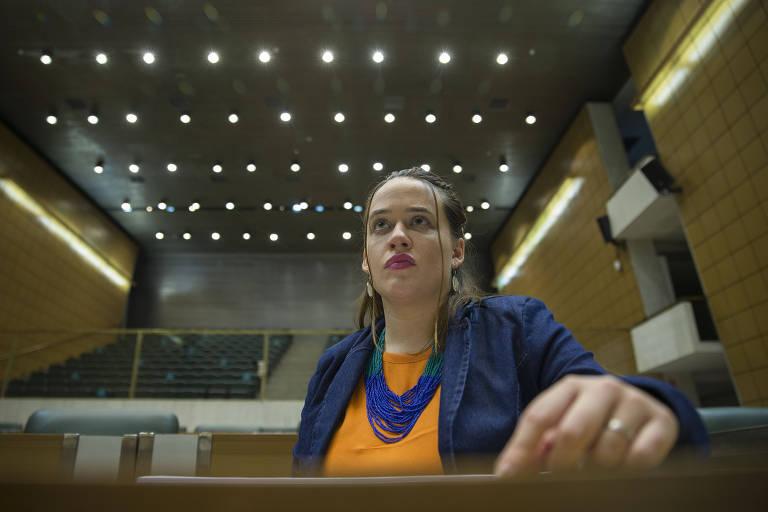 Assembleia de SP, de forma unânime, amplia pena e suspende por seis meses deputado que apalpou Isa Penna