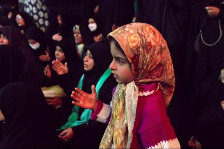 Cena da série documental 'À Procura de Deus', do History