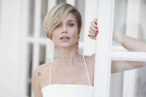 *EXCLUSIVO MÔNICA BERGAMO* A atriz Flávia Alessandra
