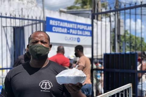 Mais de 125 milhões de brasileiros sofreram insegurança alimentar na pandemia, revela estudo