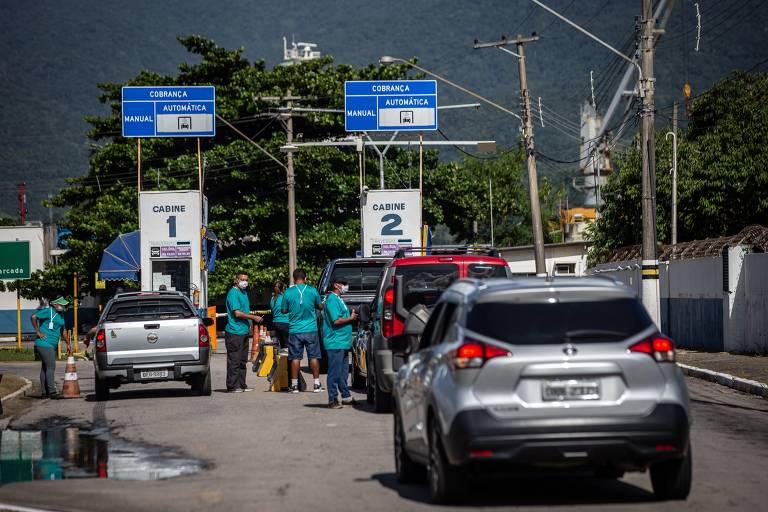 Privatização de balsas de Doria reforça marca ambiental