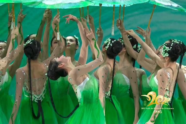 'Gala 2021', especial do Ano-Novo chinês, é exibido pela primeira vez no Brasil