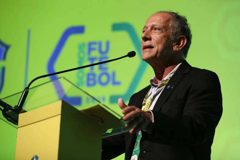 Afastamento de Caboclo e pacto pelo futebol são soluções para crise na CBF, diz Feldman