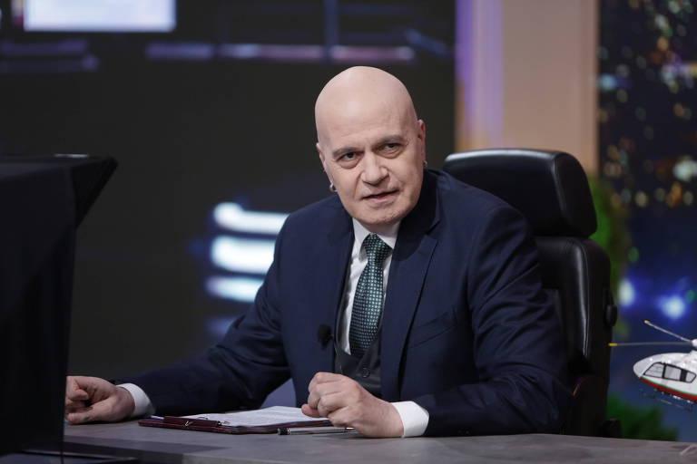 Partido de humorista empata com legenda governista em eleições na Bulgária