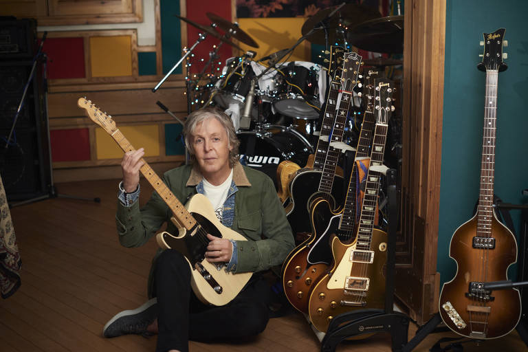 Veja imagens de Paul McCartney