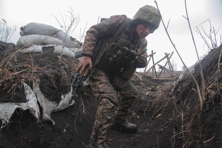 Rússia concentra tropas perto da Ucrânia e gera alarme no Ocidente