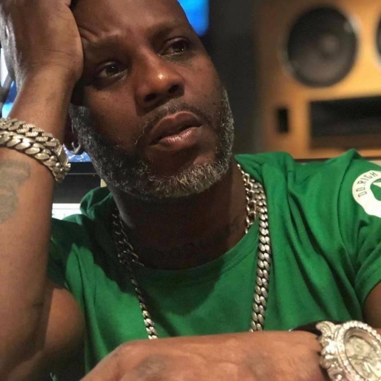 Imagens do rapper DMX