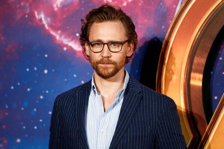 Veja imagens de Tom Hiddleston, o Loki dos cinemas