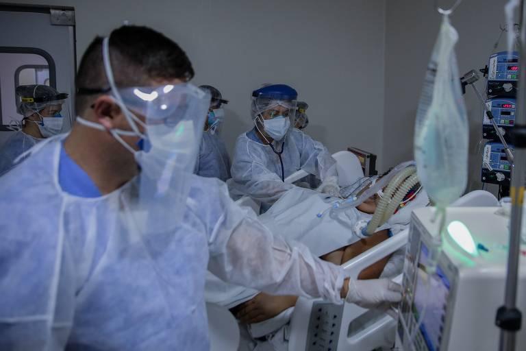 Pandemia e a crise na saúde em São Paulo e no interior
