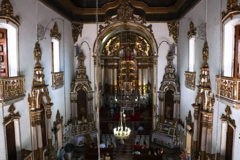 Igreja do Senhor do Bonfim, em Salvador