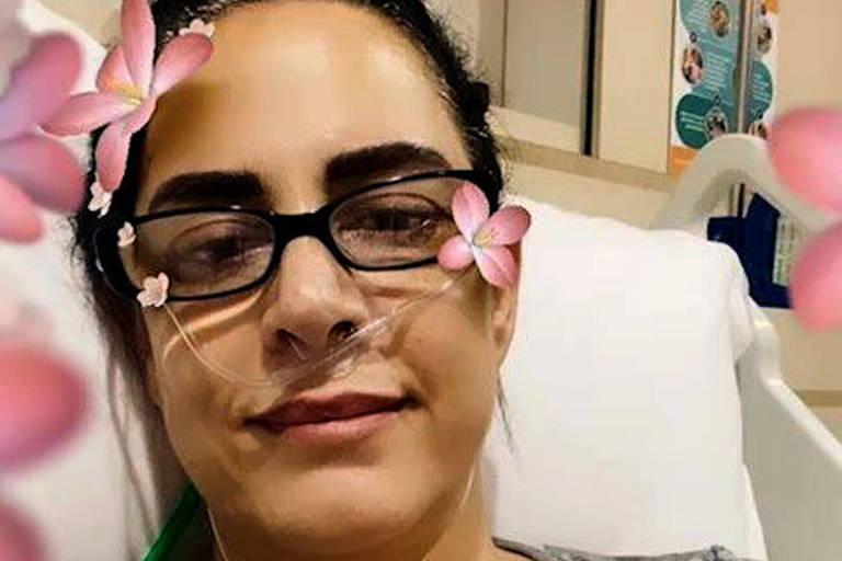 Silvia Abravanel relata sufoco causado pela Covid
