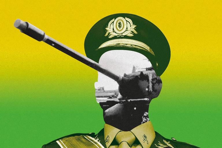 Ainda não me convenci de que existam generais democratas no Brasil
