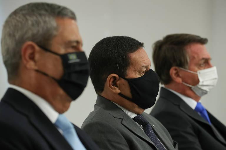 Preocupação de militares com imagem no governo Bolsonaro ficou no passado