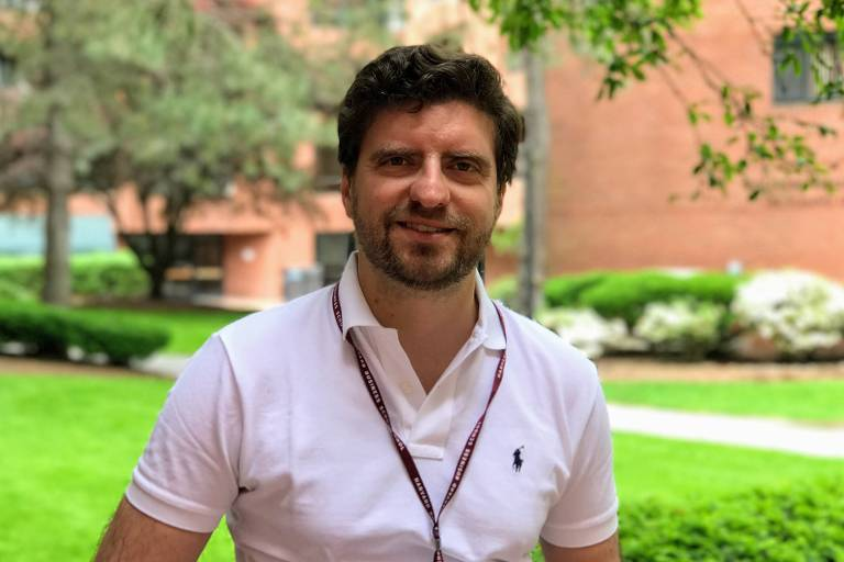 Antonio Rocha, presidente da Onze, fintech voltada para previdência privada