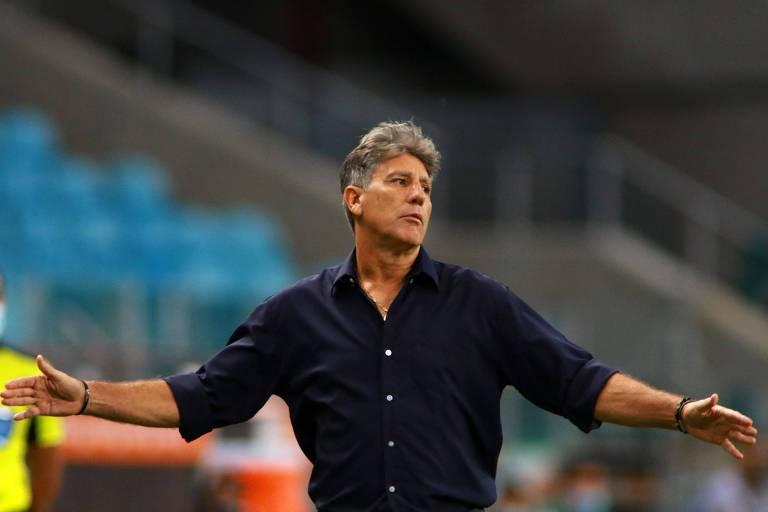 Renato Gaúcho é a primeira escolha do Corinthians; a diretoria fez uma proposta e aguarda a resposta