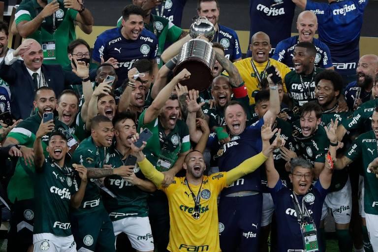 Os principais campeões da Copa Libertadores