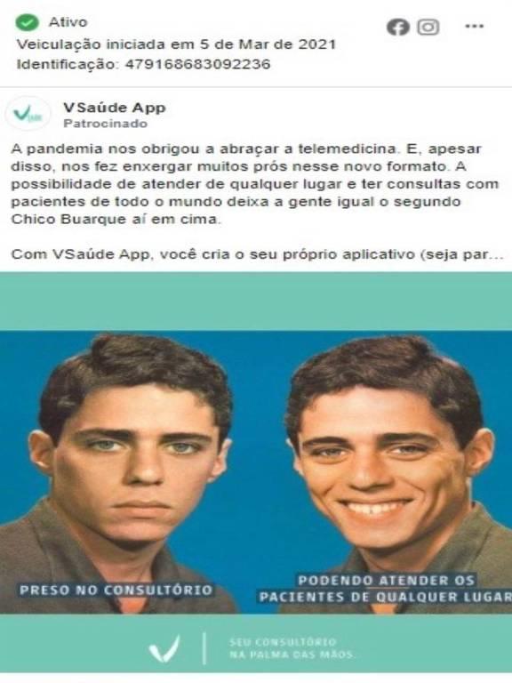 Meme de Chico Buarque usado por empresa gera polêmica