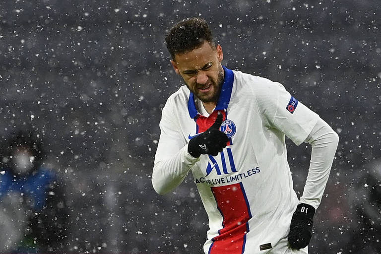 Mbappé e Neymar comandam vitória do PSG sobre o Bayern na Champions