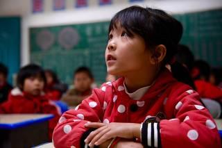CHINA-FUJIAN-ZHENGHE-SCHOOL FOR LEFT-BEHIND CHILDREN (CN)