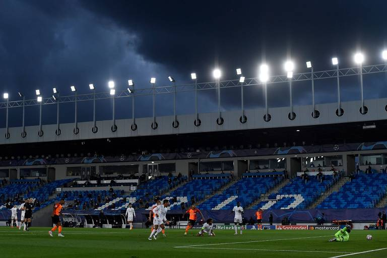 Real Madrid tem utilizado o Alfredo Di Stéfano enquanto o Bernabéu passa por reformas