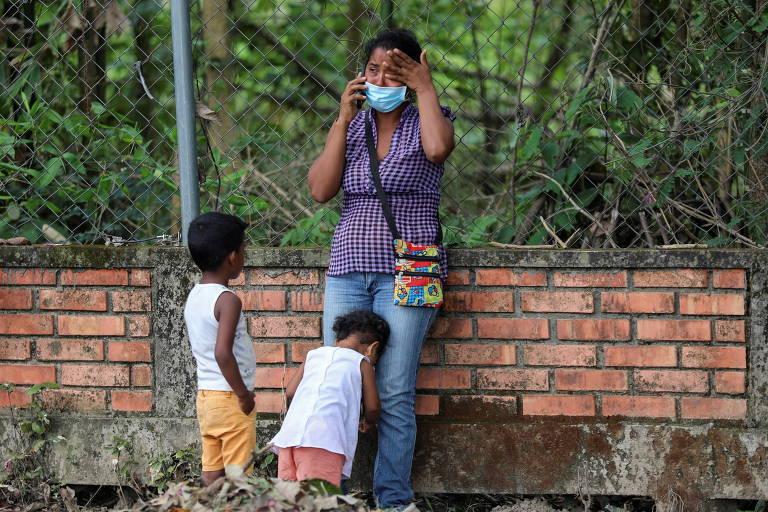 Colômbia, os imigrantes e o trabalho