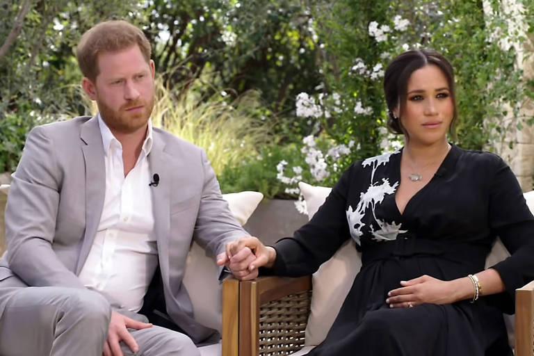 Grávida, Meghan Markle não acompanhará Harry ao funeral do príncipe Philip