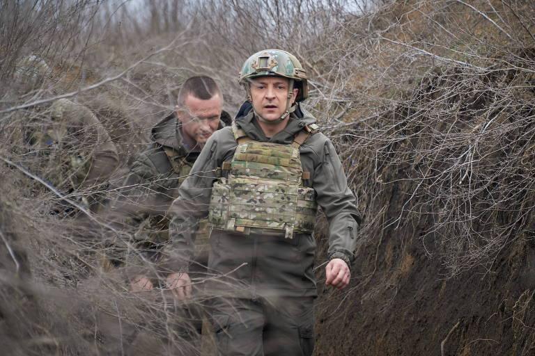Rússia muda de tom e fala em agir se houver guerra civil na Ucrânia
