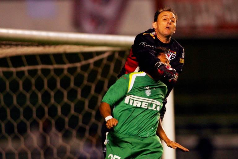Após mais de duas décadas no São Paulo, Ceni enfim faz final contra Palmeiras