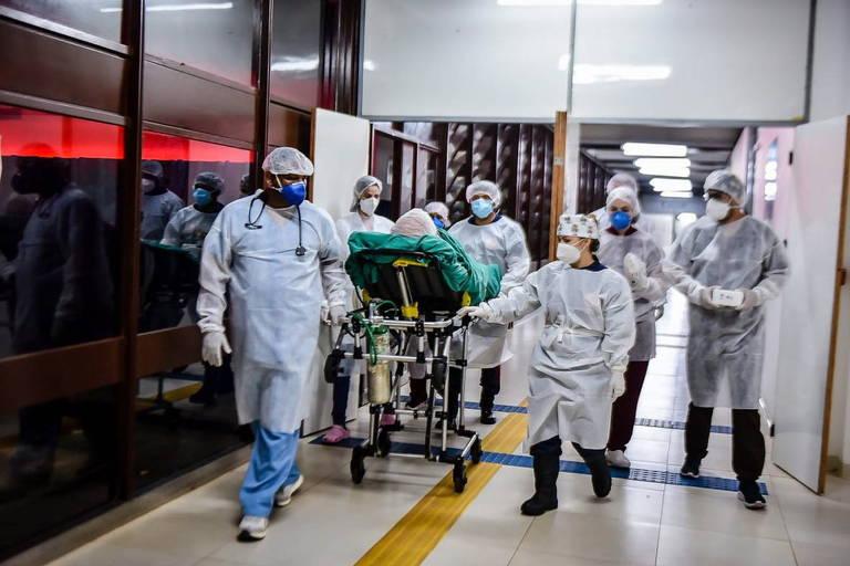 A pandemia e a rede de saúde da região Nordeste