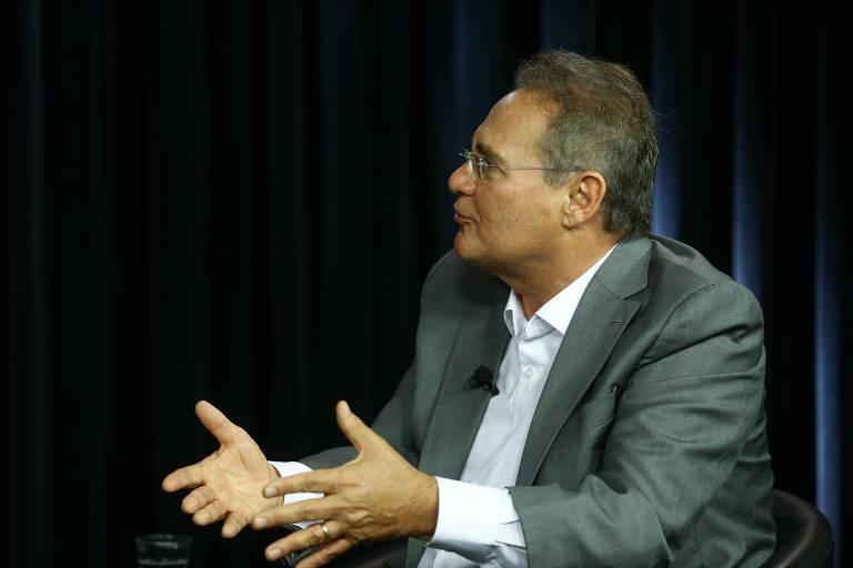 Pacheco coloca o Senado como espectador de morticínio, diz Renan Calheiros