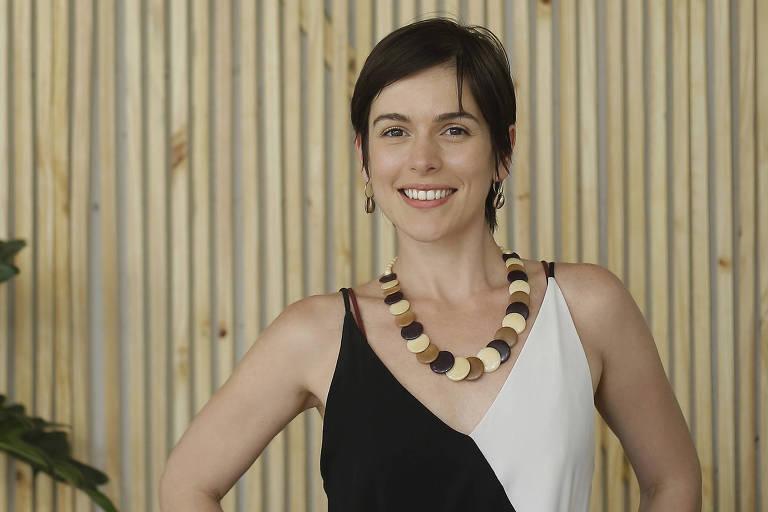 Marina Ratton, fundadora da marca de bem-estar sexual Feel