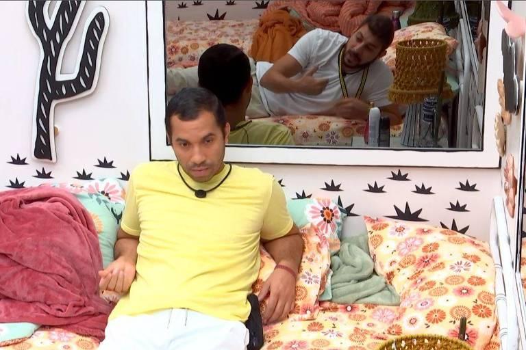 Caio fala sobre indicação com Gilberto