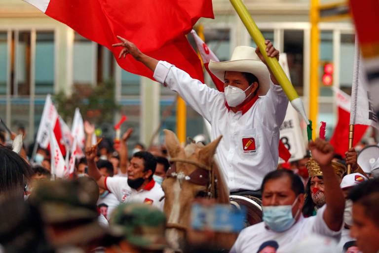 Segundo turno no Peru deve opor outsider à política tradicional
