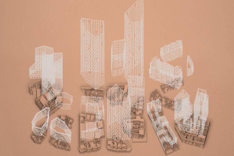 Veja imagens de obras e projetos da Bienal de Arquitetura de Veneza