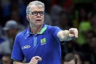 Volleyball - Men's Gold Medal Match Italy v Brazil